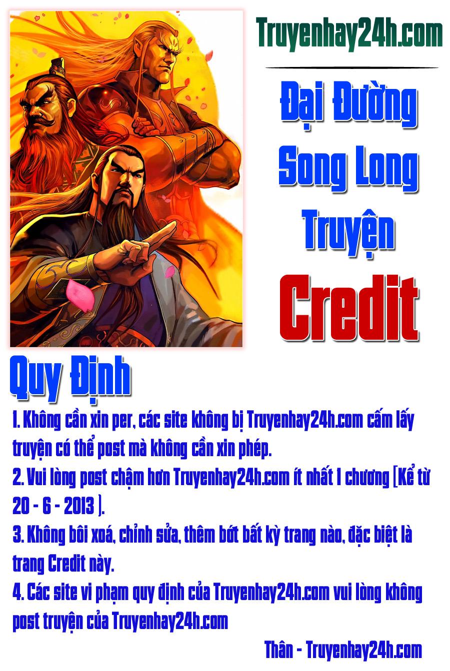 Đại Đường Song Long Truyện chap 216 - Trang 1