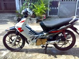 Motor Cycle Modifikasi Suzuki Shogun Sp 125