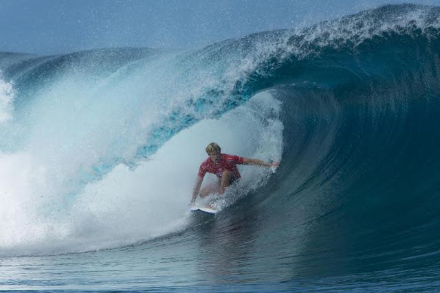 4 John John Florence Billabong Pro Tahiti Foto WSL Stephen Robertson