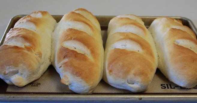 how to make chewy french bread