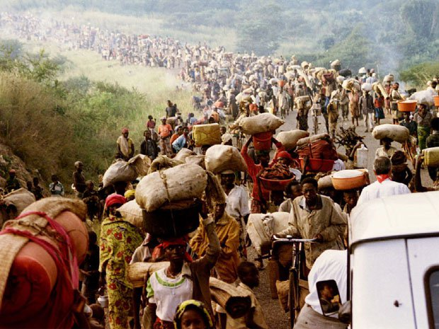ArabSaga: Obama the Hutu and Putin the Tutsi