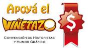¡Apoyá el Viñetazo!
