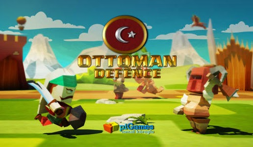 Ottoman Defence Gameplay IOS / Android