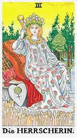 Значение на Таро карта III Императрицата - хороскоп за 2015 година