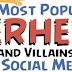 Najpopularniejsi superbohaterowie i superłotrzy na świecie!