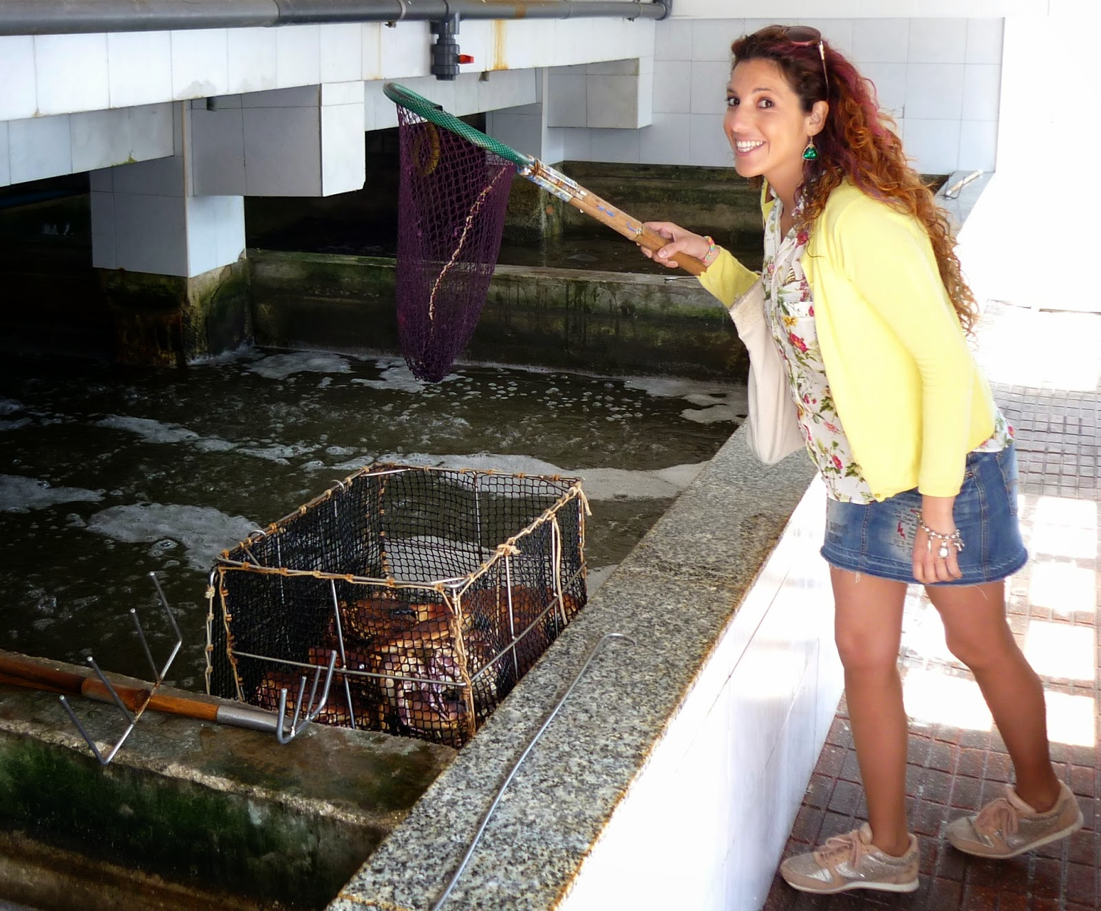 lonja pescado