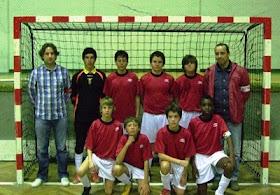 ÉPOCA 2009 / 2010 - INICIADOS