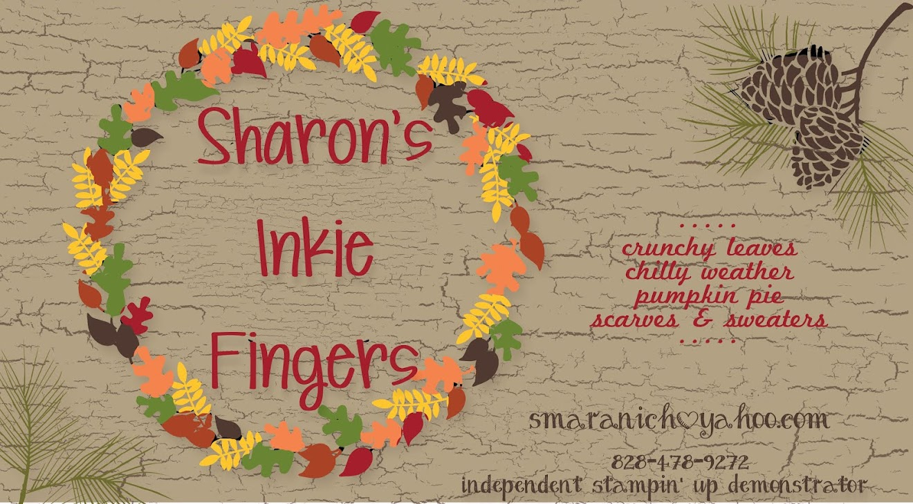 Sharon's Inkie Fingers