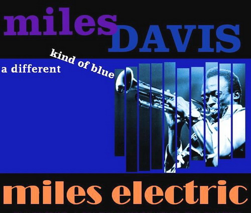 Miles Davis Electric - A Different Kind Of Blue (2004) ... 86 minutos.