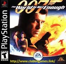 LINK DOWNLOAD GAMES 007 The World Is Not Enough PS1 FOR PC CLUBBIT