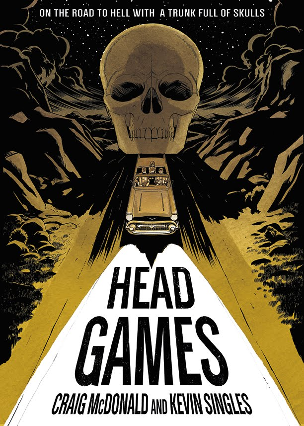 HEAD GAMES, THE GRAPHIC NOVEL