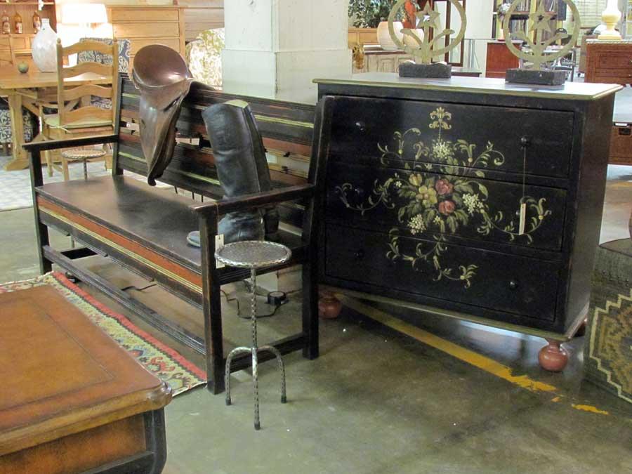 Carolina Rustica Blog Eddy West Furniture In Our New Gallery