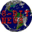 8 Bit News Logo