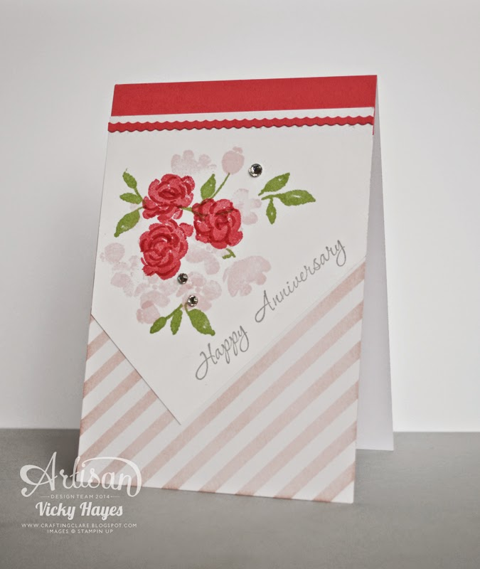 Get Stampin'Up designer paper free with every £45 you spend with me