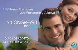 5º -   CONGRESSO DE CASAIS