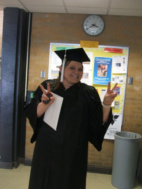 BYU Graduate!