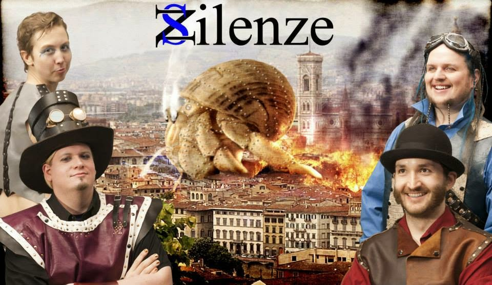 Szilenze national tour Shut Up and Listen