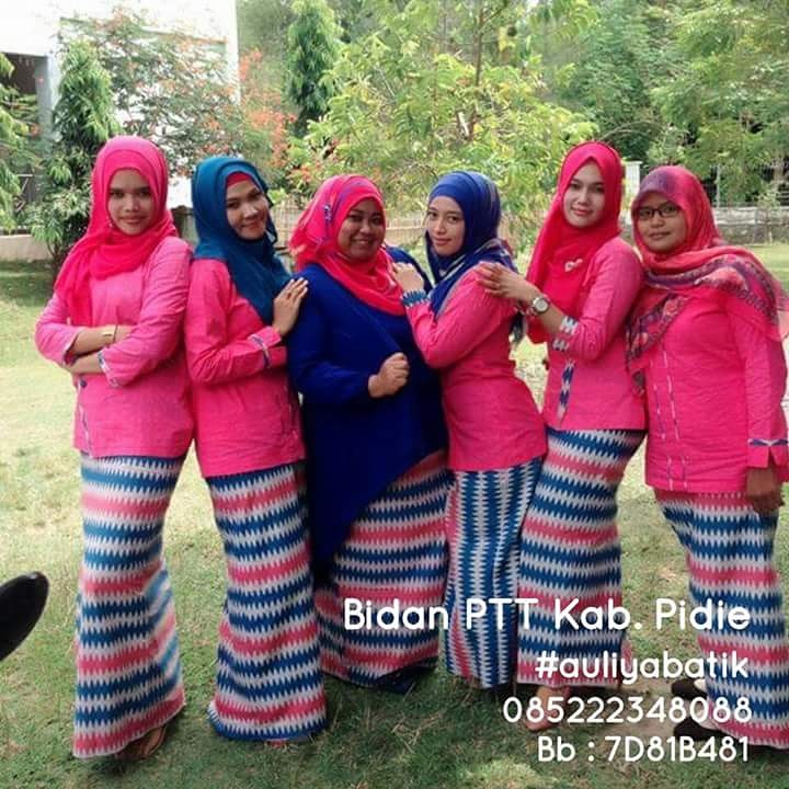 Berburu Kain Batik Rangrang Cirebon  Auliya Batik