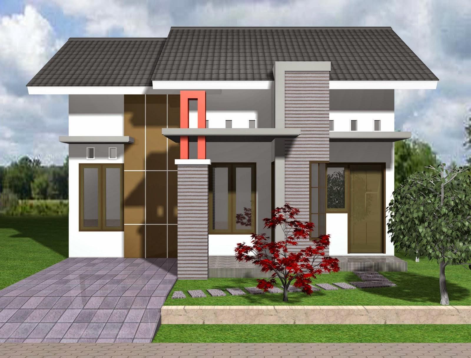 Desain Rumah Minimalis Kecil Mungil
