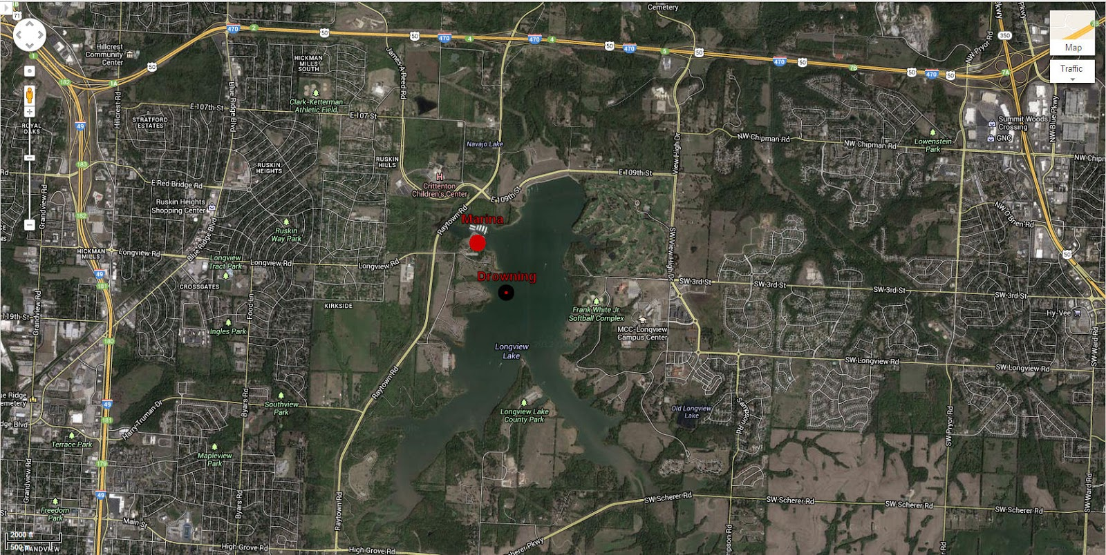 Capt. Spaulding's World: CSW BREAKING: Man Drowns at KC-MO ...