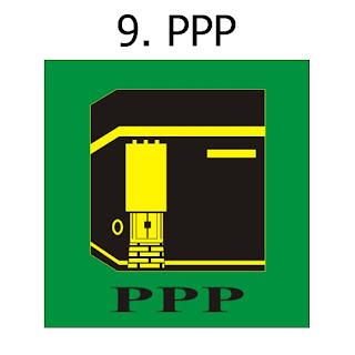 Jual Bendera Partai PPP