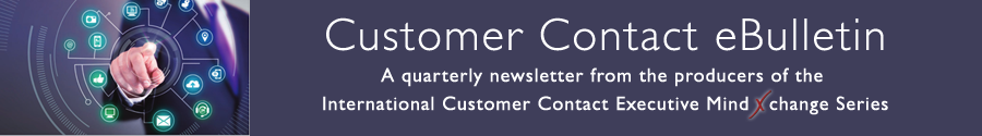 Customer Contact eBulletin