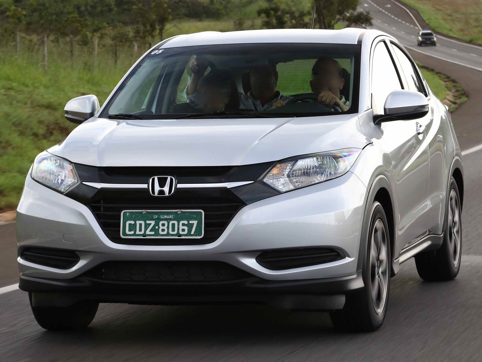 Honda HR-V: sexto veículo mais vendido do Brasil - varejo