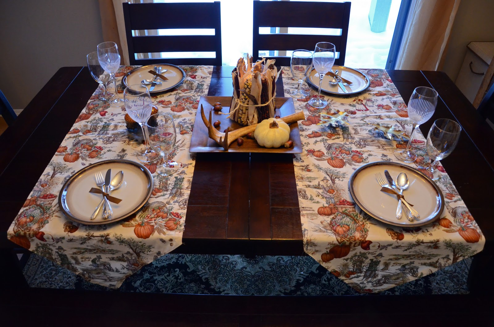 Decorating Ideas > Finding My Aloha This Years Thanksgiving Table Decor ~ 092318_Joanns Thanksgiving Decorations
