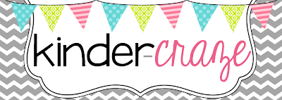 Kinder-Craze: A Kindergarten Blog