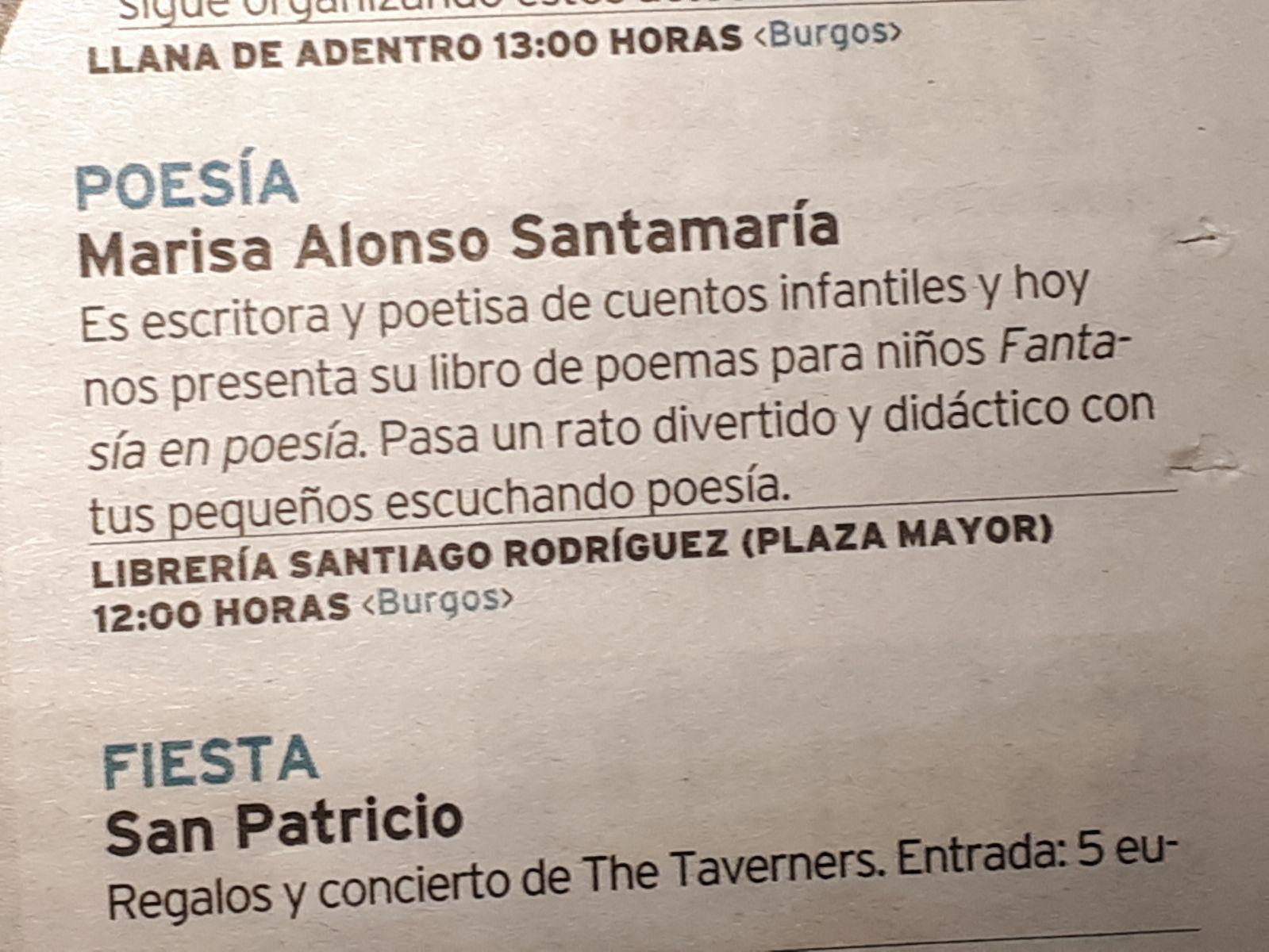 En El Diario de Burgos