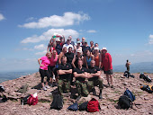 Pen-Y-Fan Climb for Leukemia Ward Singleton Hospital