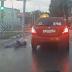 Pogledajte kako se ljudi namerno bacaju pod kola (VIDEO)