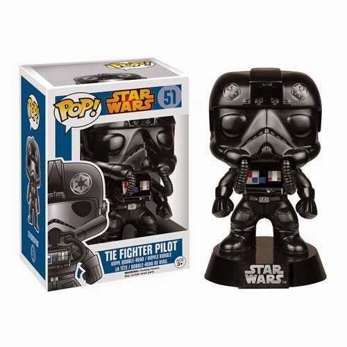 Funko Pop! Star Wars TIE Fighter Pilot