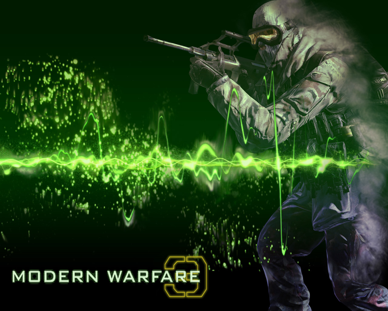 Tattoos And Tattooed Modern Warfare 3 Wallpapers 2011