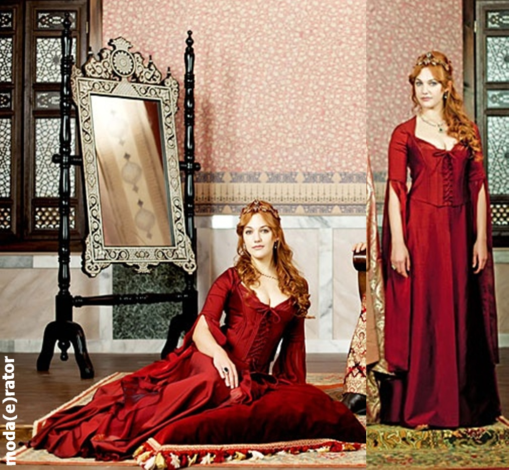 Hurrem Sultan Meryem Uzerli Hot