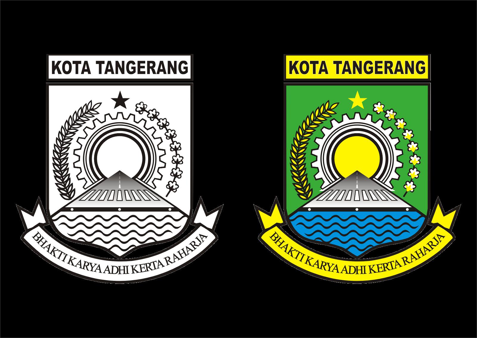 download Logo Kota Tangerang Vector