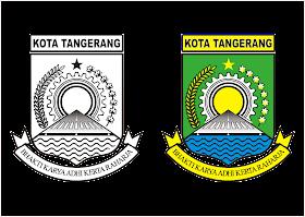 Kota Tangerang Logo Vector download free