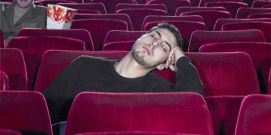 Sleepiness During Movies