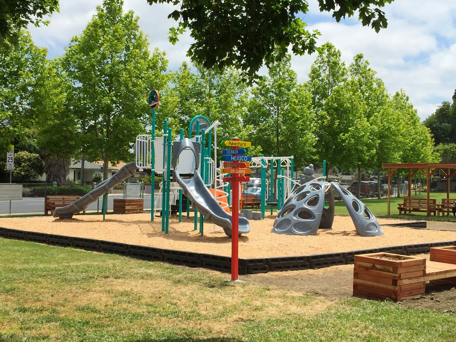 Silicon Valley Toddler And Beyond Playground Review