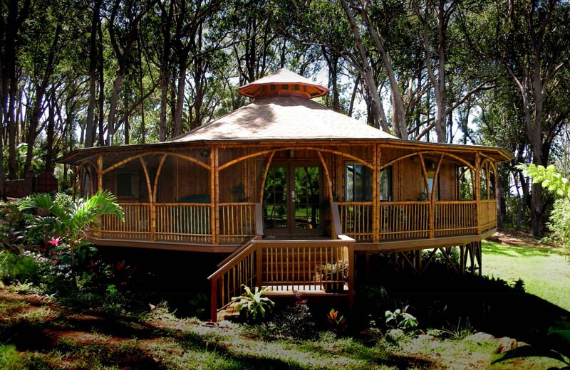 Prefab homes and modular homes in usa bamboo living for Prefab tropical homes
