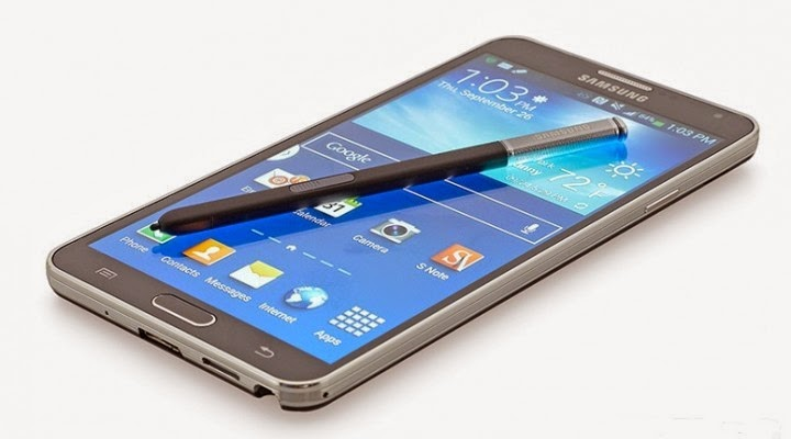 4 Will the Galaxy Note Handwriting Features Equipped with a More Sophisticated