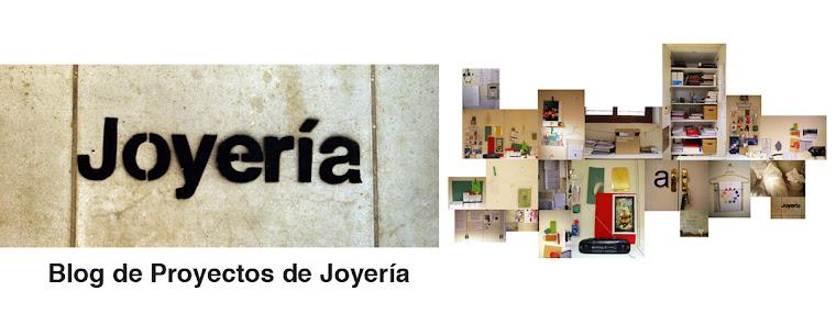 Proyectos de Joyería de Silvia G.Guzmán