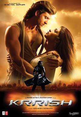 Siêu Nhân Ấn Độ - Krrish (2006) Poster