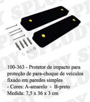 protetor impacto Splody a venda no Mercado Livre LA X11Auto