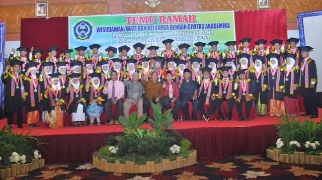 Pascasarjana IAIN IB Hasilkan 1.326 Magister dan 31 Doktor