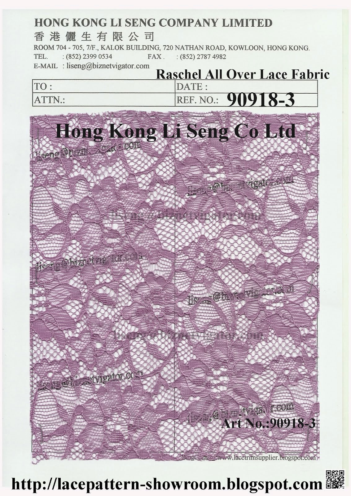Dye to Match Raschel All Over Lace Fabric Manufacturer Wholesaler Supplier-Hong Kong Li Seng Co Ltd