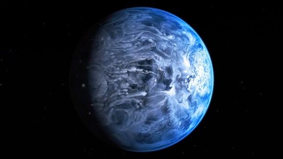 Inikah Saudara Planet Bumi?