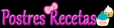 Postres Recetas