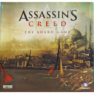 assassins creed the board game