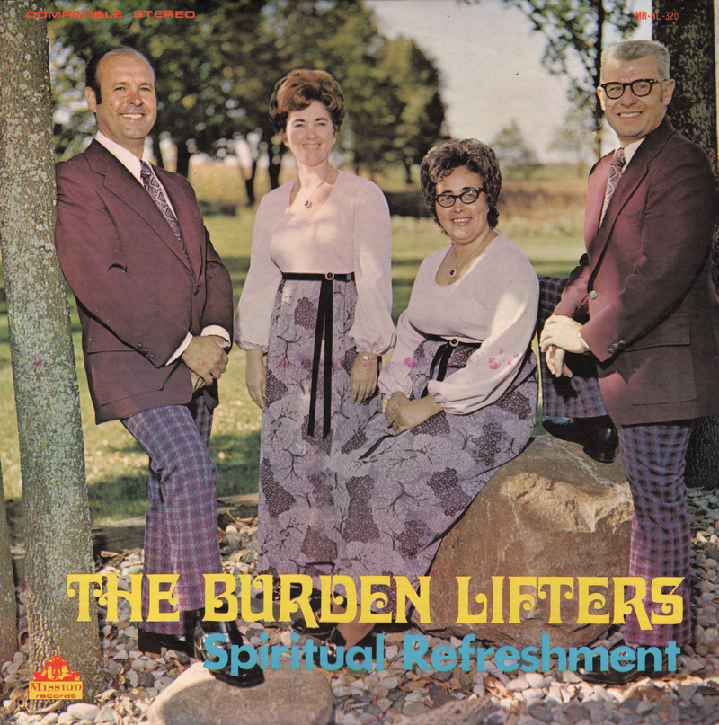 Burden Lifters The Burden Lifters Bless The People Everywhere - Farewell Goodbye!